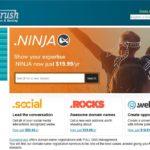 Domain Registration Website