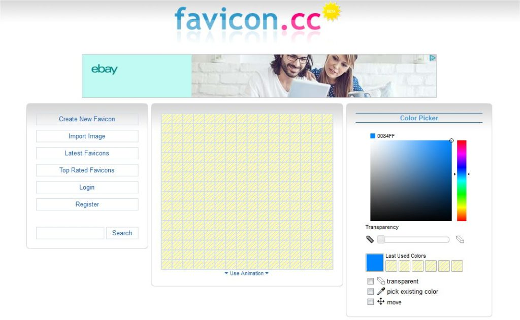 Favicon Maker